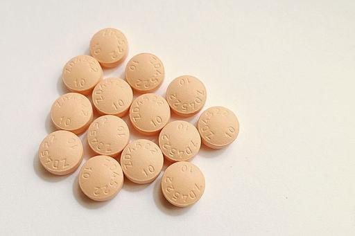 Crestor tablets