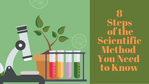 8 Steps of the Scientific Method