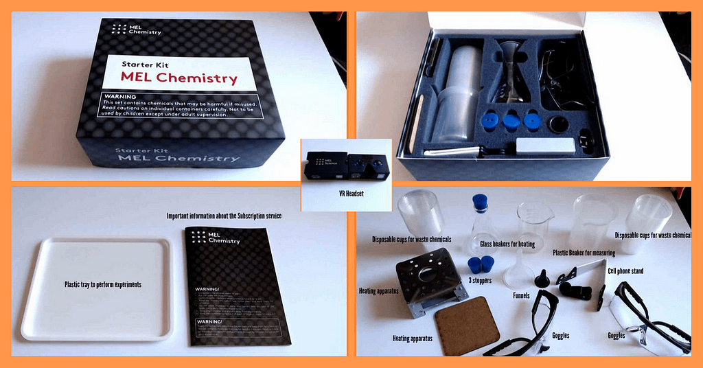 Mel Science Starter kit
